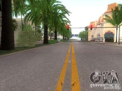 Modification Of The Road для GTA San Andreas пятый скриншот