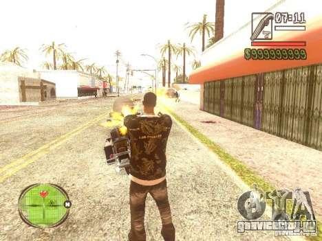 Wild Wild West для GTA San Andreas восьмой скриншот