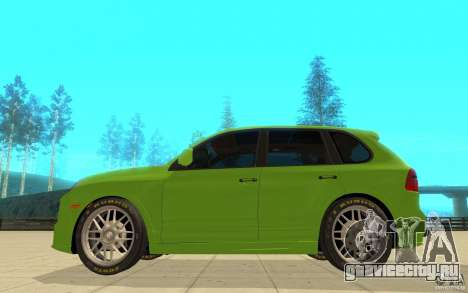 Wild Upgraded Your Cars (v1.0.0) для GTA San Andreas десятый скриншот