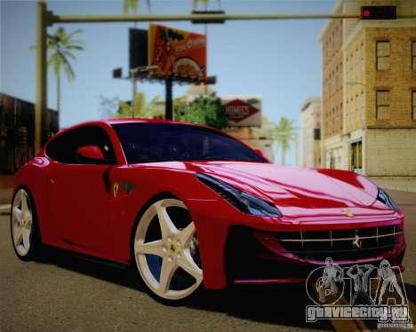 Ferrari FF Sport 2011 для GTA San Andreas