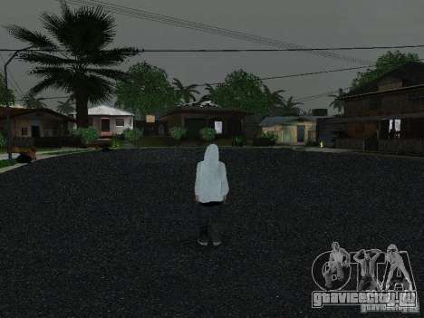 New ColorMod Realistic для GTA San Andreas девятый скриншот