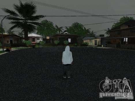 New ColorMod Realistic для GTA San Andreas девятый скриншот