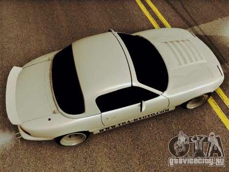 Mazda MX-5 Miata Rocket Bunny для GTA San Andreas вид справа