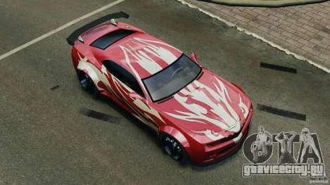 Chevrolet Camaro SS EmreAKIN Edition для GTA 4 колёса