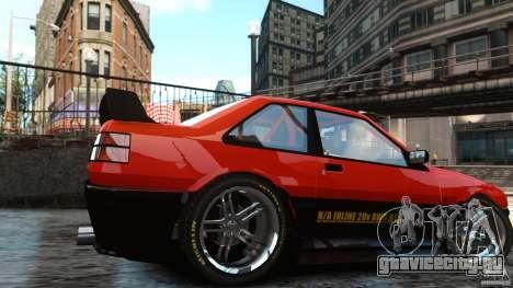 Futo GTRS для GTA 4
