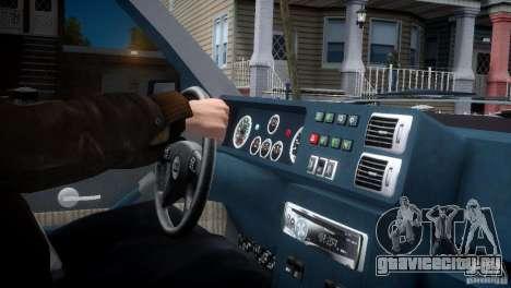 Lancia Delta HF Integrale для GTA 4 вид сзади