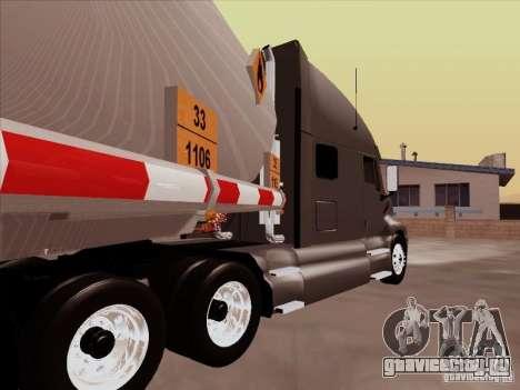 Kenworth T2000 для GTA San Andreas вид справа