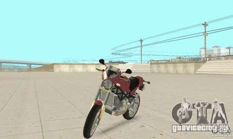 Ducati Monster S4R для GTA San Andreas