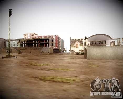 Сборник графических модов для GTA San Andreas третий скриншот
