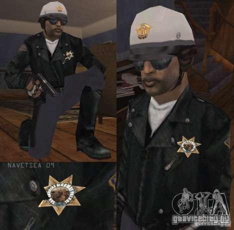 Ретекстуризация персонажей для GTA San Andreas седьмой скриншот