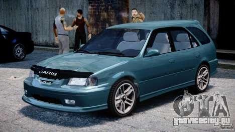 Toyota Sprinter Carib BZ-Touring 1999 [Beta] для GTA 4 вид слева