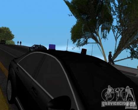 Emergency Lights для GTA San Andreas третий скриншот