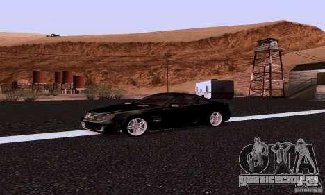 Mercedes-Benz SL65 для GTA San Andreas вид слева