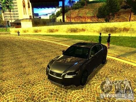 ENBSeries by JudasVladislav для GTA San Andreas третий скриншот