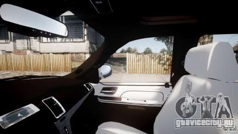 Cadillac Escalade ESV для GTA 4 вид сверху