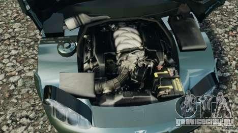 Daewoo Bucrane Concept 1995 для GTA 4 вид сверху