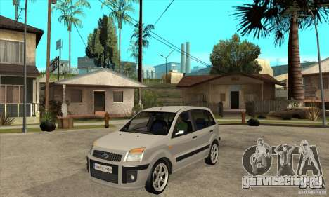 Ford Fusion 2009 для GTA San Andreas