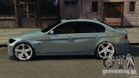 BMW 330i E92 для GTA 4 вид слева
