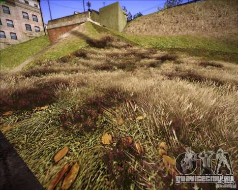Grass form Sniper Ghost Warrior 2 для GTA San Andreas пятый скриншот