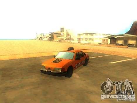 Crazy Taxi для GTA San Andreas