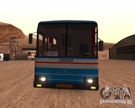 Autosan H10-11B Оренбург для GTA San Andreas вид слева