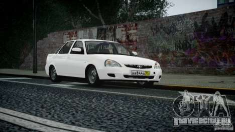 Лада Приора для GTA 4