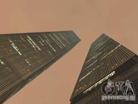 World Trade Center для GTA San Andreas