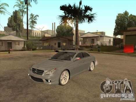 Mercedes-Benz CLS63 AMG для GTA San Andreas
