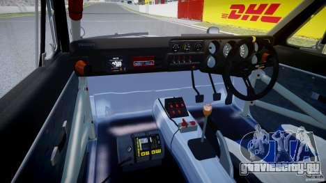 Nissan Skyline 2000 GT-R Drift Tuning для GTA 4 вид справа