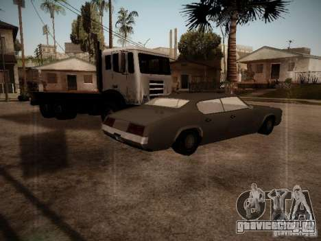Impaler 1987 San Andreas Stories для GTA San Andreas вид сзади слева
