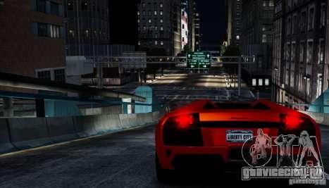 ENB Rage of Reality v 4.0 для GTA 4 девятый скриншот