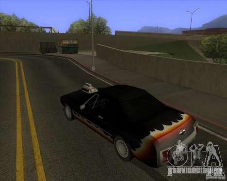 HD Diablo для GTA San Andreas вид справа