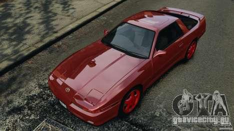 Toyota Supra 3.0 Turbo MK3 1992 v1.0 [EPM] для GTA 4 салон