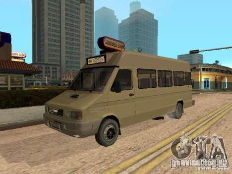 Iveco Turbo Daily для GTA San Andreas