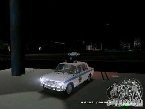 ВАЗ 2101 Милиция для GTA Vice City
