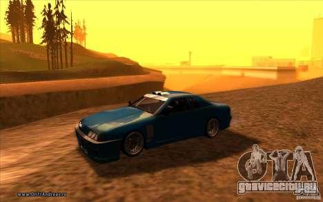 ENBSeries by MEdved для GTA San Andreas