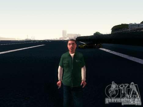 Race Ped Pack для GTA San Andreas третий скриншот
