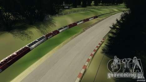 Nordschleife Circuit v1.0 [Beta] для GTA 4 четвёртый скриншот