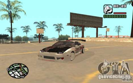 Nissan 150SX для GTA San Andreas