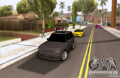 ENBSeries by HunterBoobs v2.0 для GTA San Andreas седьмой скриншот