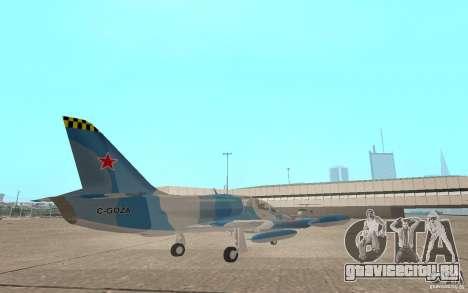 L-39 Albatross для GTA San Andreas вид справа