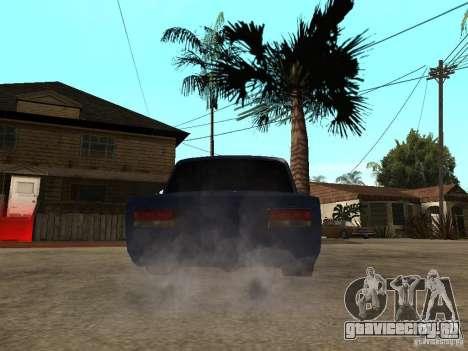 ВАЗ 2106 Coupe для GTA San Andreas вид слева
