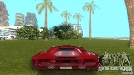 Neural для GTA Vice City вид слева