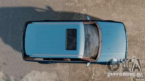 Land Rover Range Rover Sport HSE 2010 для GTA 4 вид справа