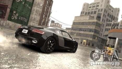Audi R8 V10 2010 [EPM] для GTA 4 вид сверху