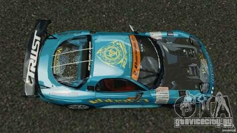 Mazda RX-7 RE-Amemiya v2 для GTA 4 вид справа