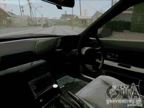 Nissan Skyline GTS-T для GTA San Andreas вид сбоку