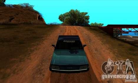 Ford Pampa Ghia 1.8 Turbo для GTA San Andreas вид справа
