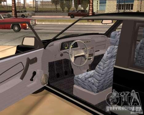 ВАЗ 2113 для GTA San Andreas вид справа