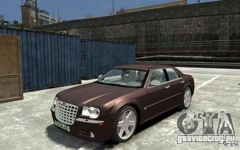 Chrysler 300C для GTA 4